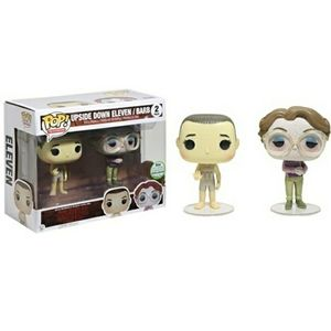 ~* Funko Pop! Upside Down Eleven and Barb *~